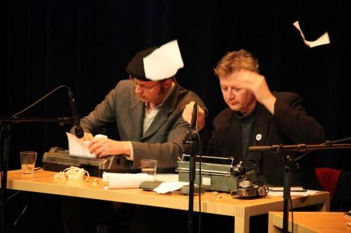 Kontorsorkestern Live i Hässleholm 2012